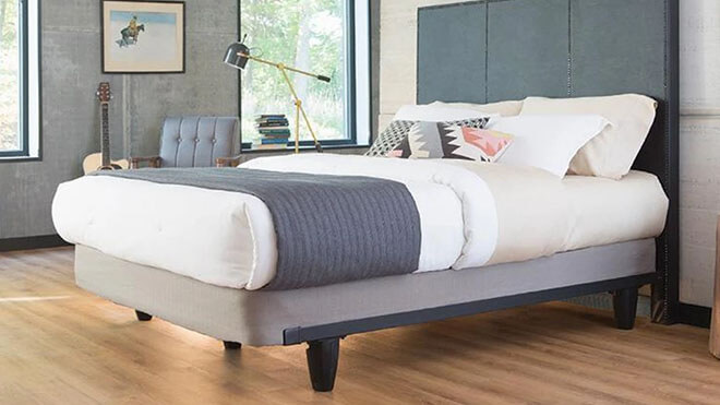 Quiet Balance Bed Frame